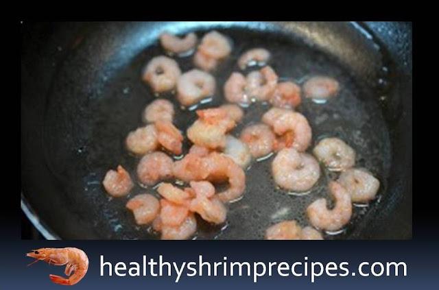 Healthy Bread Pockets with Shrimps Recipes
