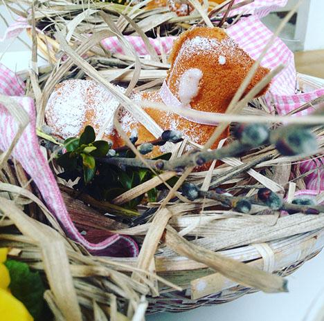 Selbstgebackenes Osterlamm_My Kitchenlogbook by Marlene Grünzweil
