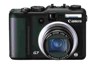 Canon PowerShot G7 Manual