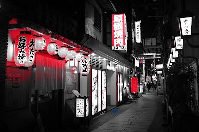 Le Chameau Bleu - Article sur Osaka
