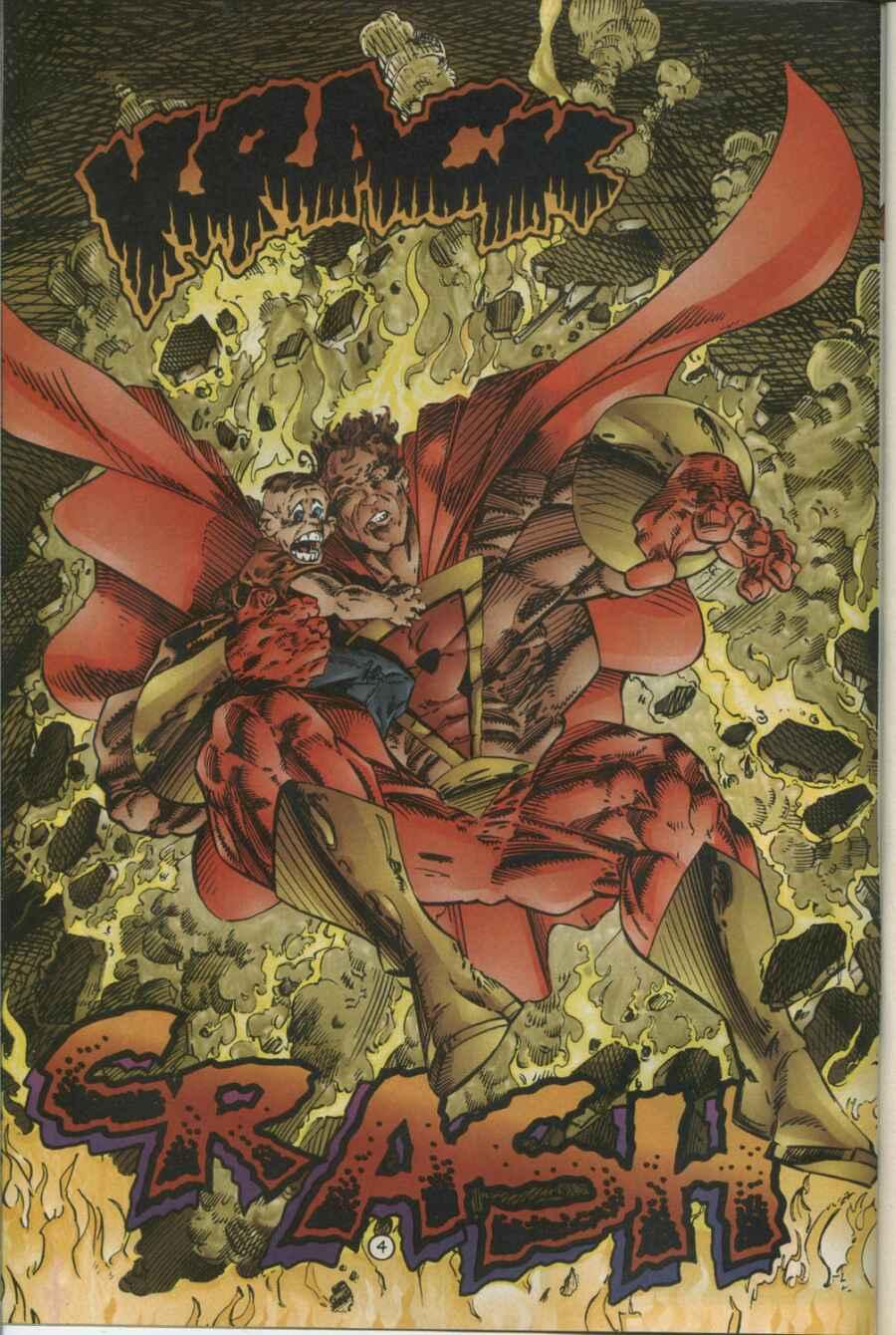Read online Ultraverse Premiere comic -  Issue #4 - 4