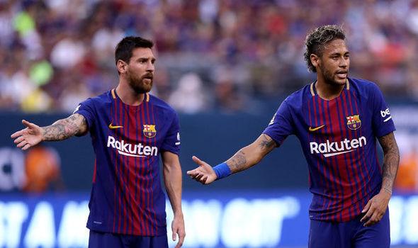 Messi: Neymar về Real là 'nỗi đau khủng khiếp' với Barca