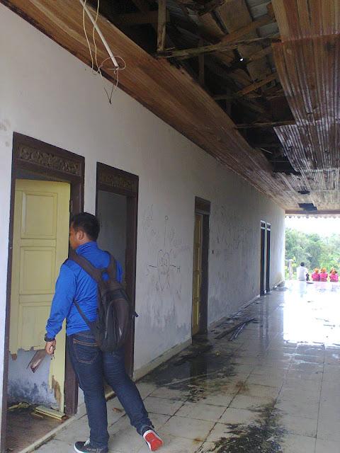 Terabaikan, Kantor Lembaga Adat Tebo Bakal Diperbaiki Tahun Ini