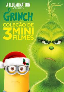 O Grinch: Coleção de 3 Mini Filmes - BDRip Dublado