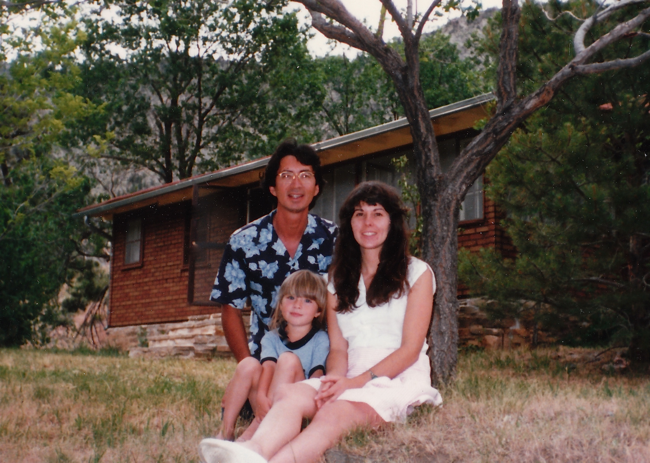 Jimmy, Kaede, June, Big Thompson Canyon Colorado, Rosedale