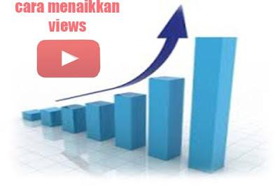 View youtube meningkat