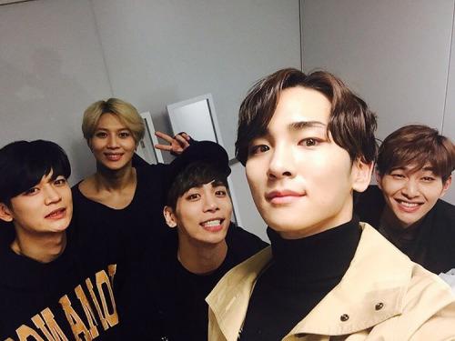 Shinee Selfie