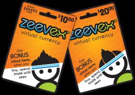 Zeevex | Free Virtual Currency