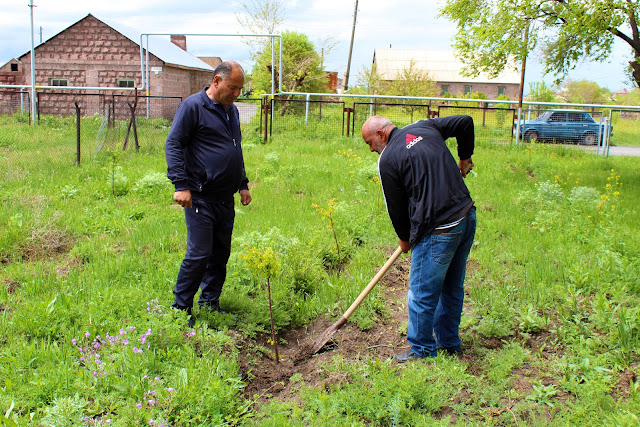 Comunas arrendarán tierras cultivables en Armenia