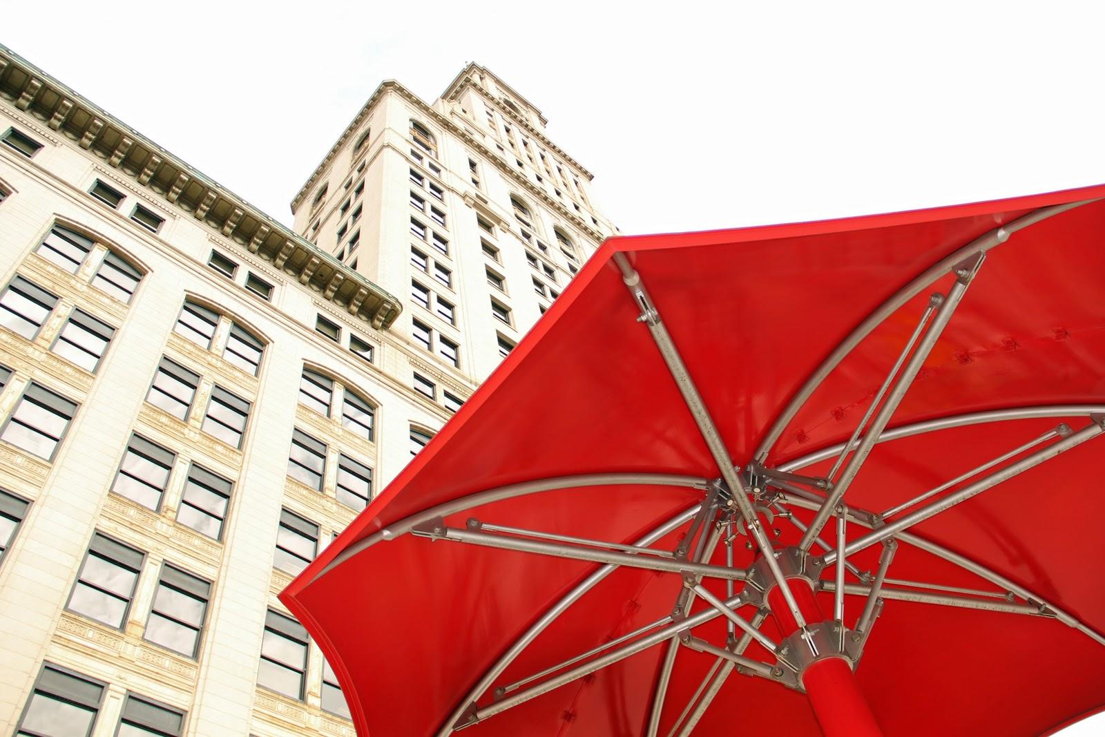 Naples And Hartford In Season  The Travelers U0026 39  Red Umbrella