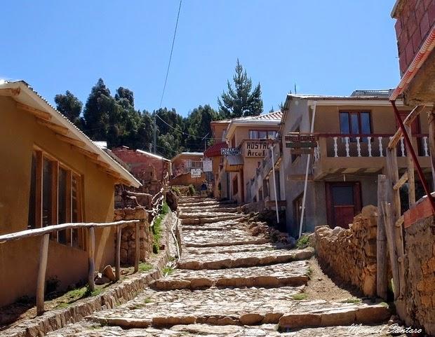 Lago Titicaca, Yumani