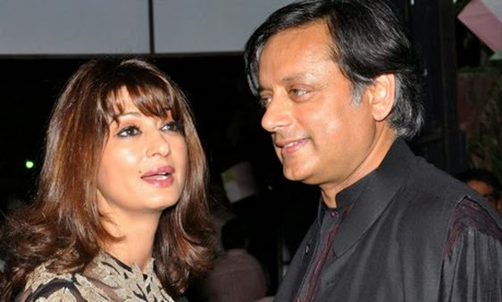 The mystery of Sunanda Pushkar's death.