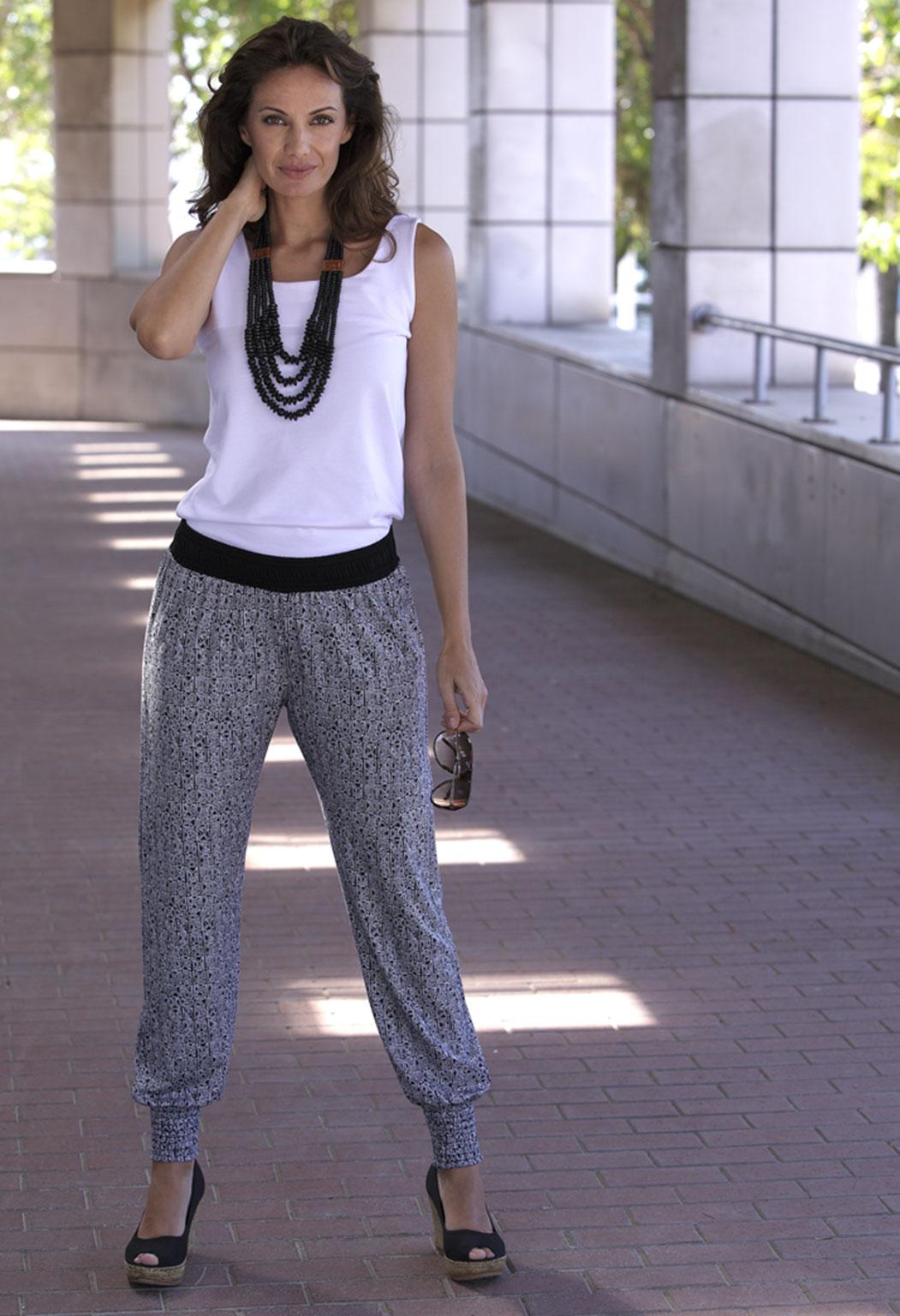 Pantalones Bombachos Fabulosos Modelos de Moda  Moda y