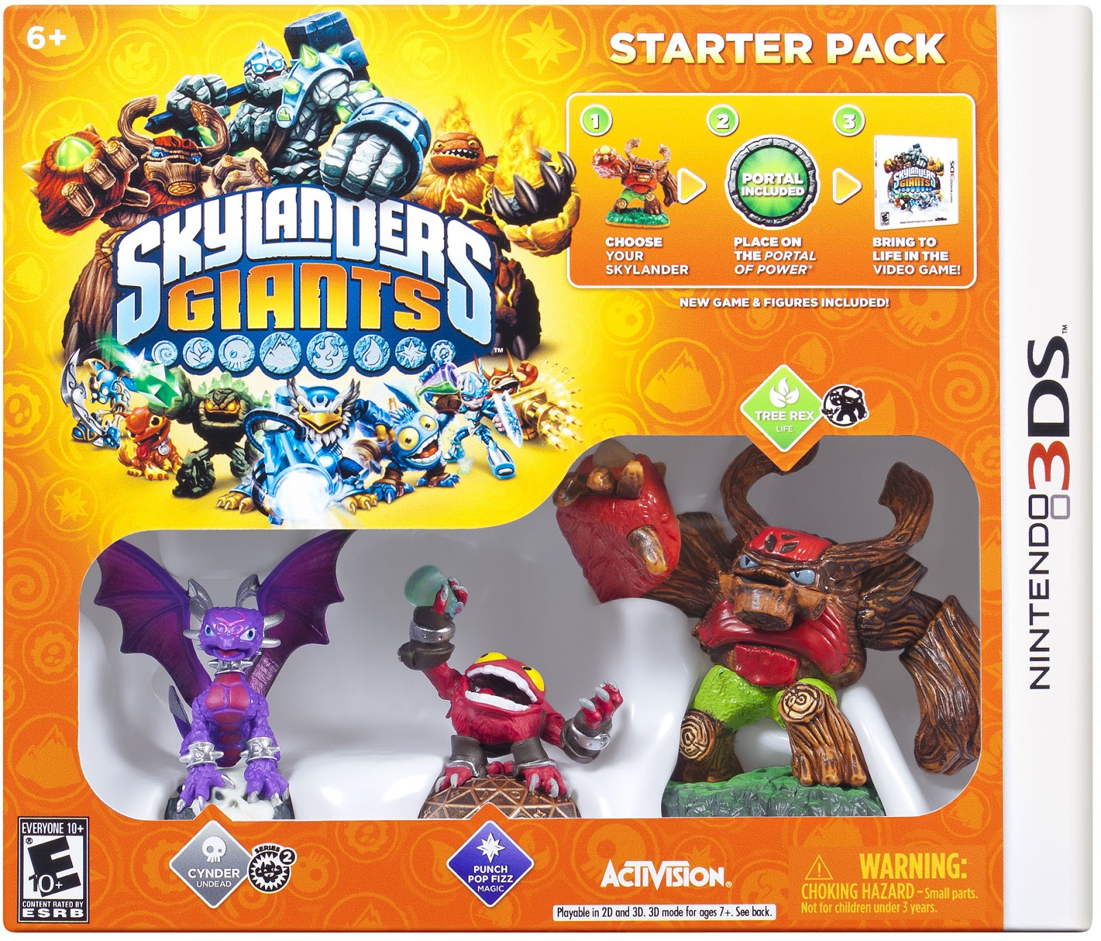 Action Figures Purposeful Skylanders Giants Giant Sky Lander Toy Character Figures Ps3 Xbox Wii Brand New Toys & Hobbies