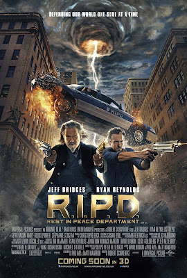 R.I. P. D. ~ Poster | A Constantly Racing Mind