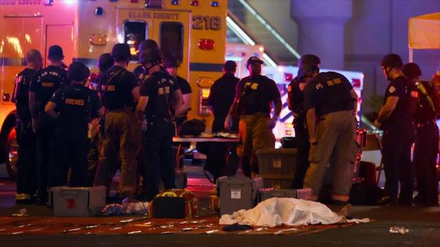 Daesh reivindica la autoría de la brutal matanza en Las Vegas