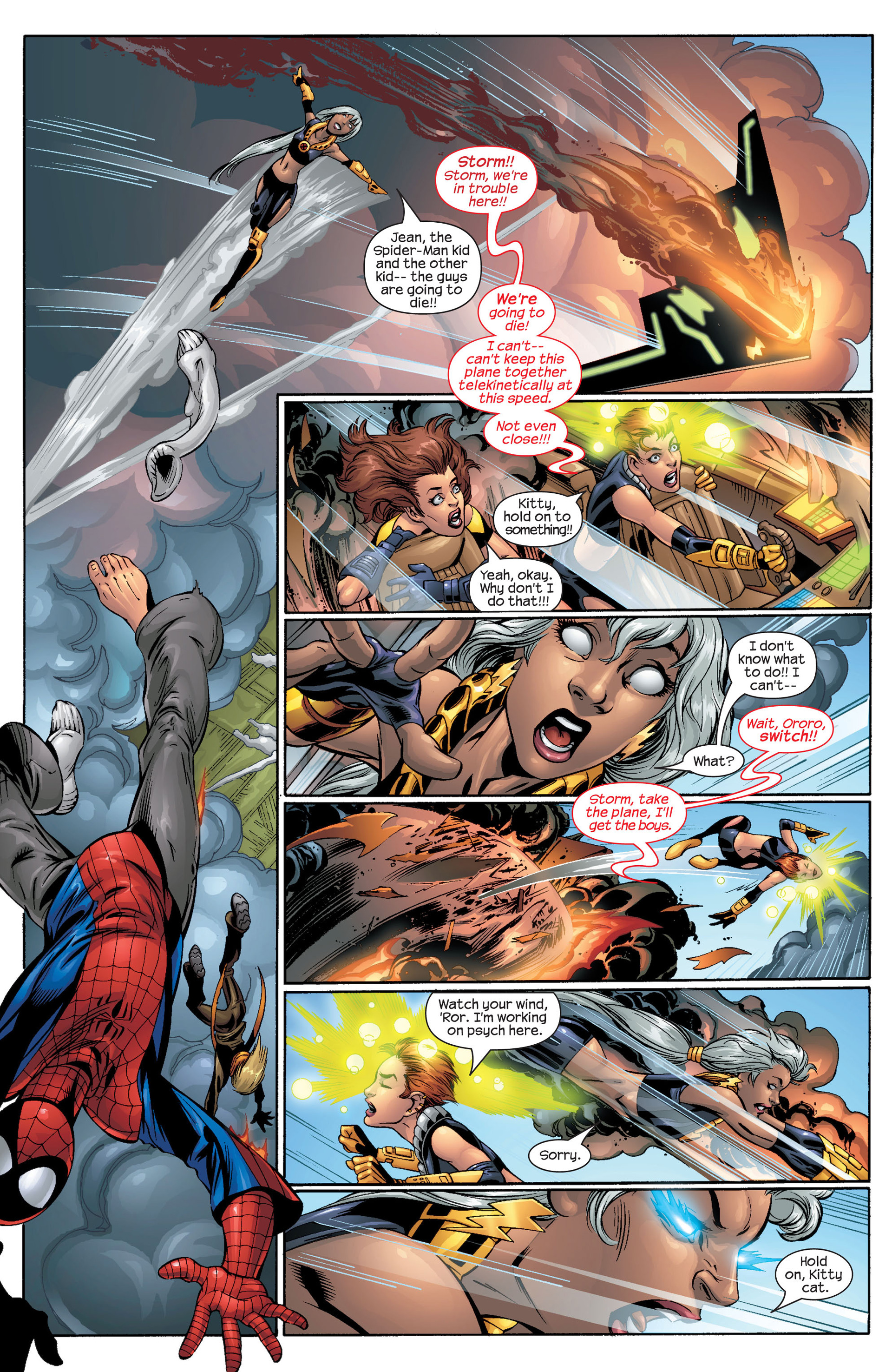 Read online Ultimate Spider-Man (2000) comic -  Issue #44 - 9