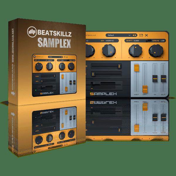 BeatSkillz SampleX V2 v5.0.4 Full version