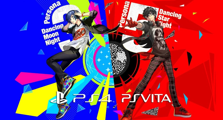 persona 3 dancing in moonlight and persona 5 dancing ps4 ps vita 2019
