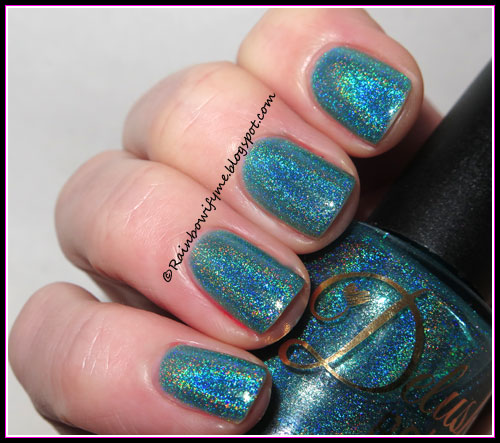 Delush Polish ~ Keep an Ocean Mind