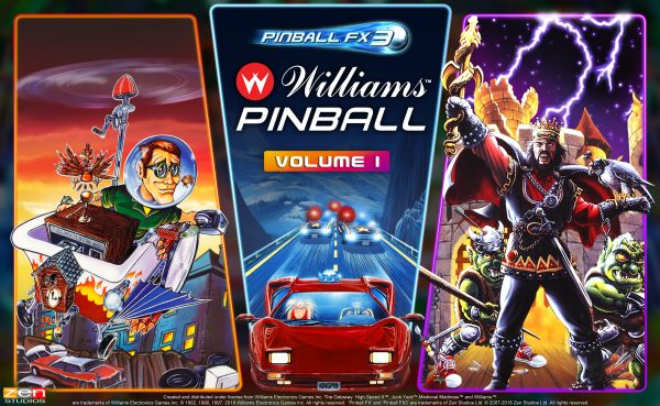 free tables williams pinball