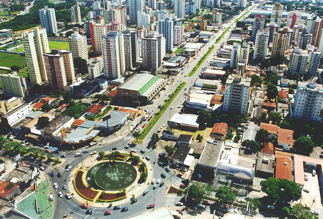 Goiânia, Capital do Estado de Goiás