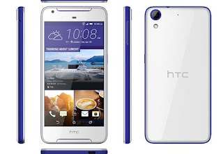 HTC Desire 628 Dual SIM announced in Vietnam