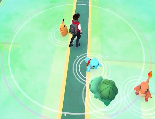 como-atrapar-a-pikachu-pokemon-go