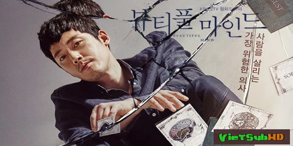 Phim Tâm Hồn Tươi Đẹp Tập 14/16 VietSub HD | Beautiful Mind 2016