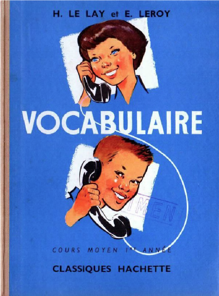 Manuelsanciens Pdf Le Lay Leroy Vocabulaire Cm1