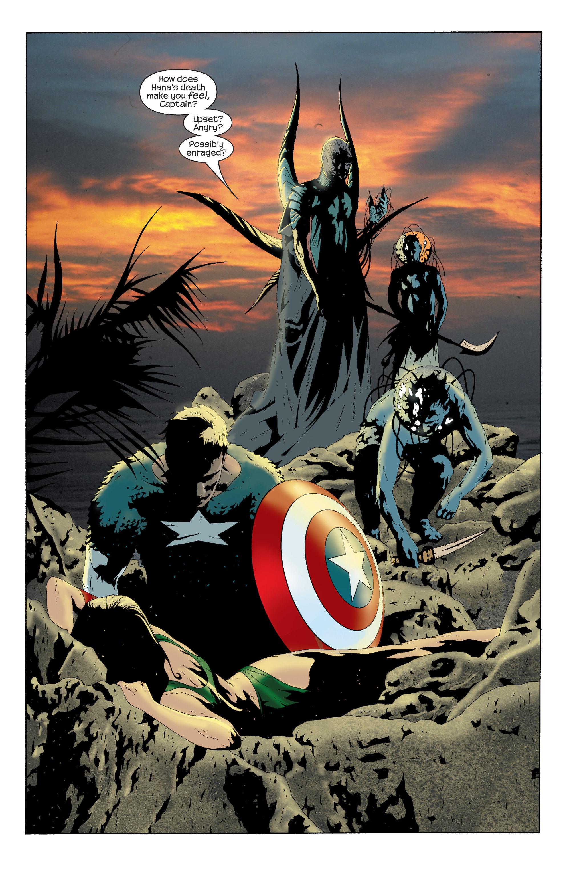 Captain America (2002) Issue #16 #17 - English 3