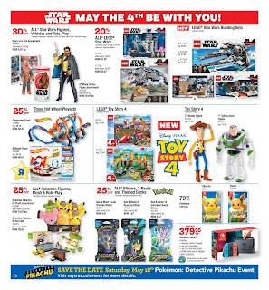 Toys R Us weekly Flyer May 3 - 9, 2019