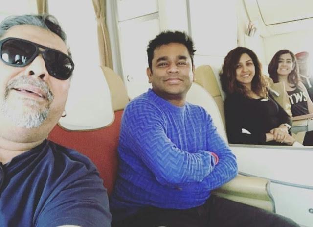 AR Rahman IIFA 2017 Rocks