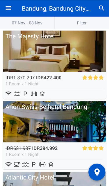hotel quickly review blog