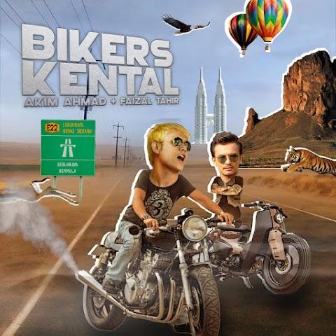 Akim Ahmad & Faizal Tahir - Bikers Kental MP3