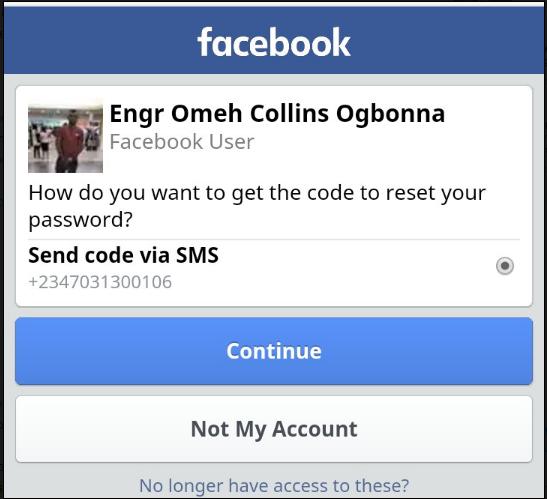 How Do I Retrieve My Facebook Password - Facebook Tricks 2018