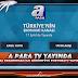 A PARA TV HD EKONOMİ KANALI YAYINDA