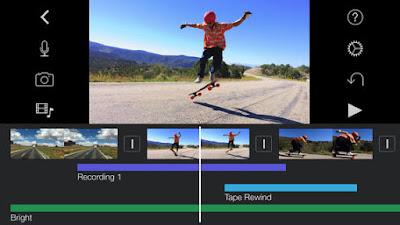 iMovie (iOS)