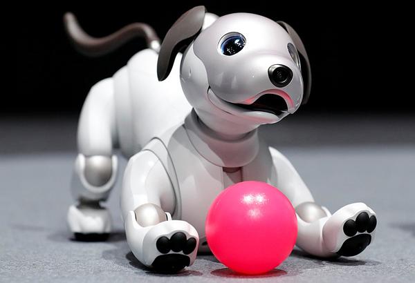 Sony'nin Yeni Robot Köpeği: Aibo
