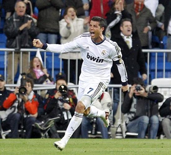 Cristiano Ronaldo S 4 Goals Lead Real Madrid To Win Vs: Real Madrid News: Real Madrid 4