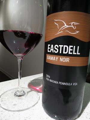 EastDell Gamay Noir 2014 - VQA Niagara Peninsula, Ontario, Canada (88 pts)