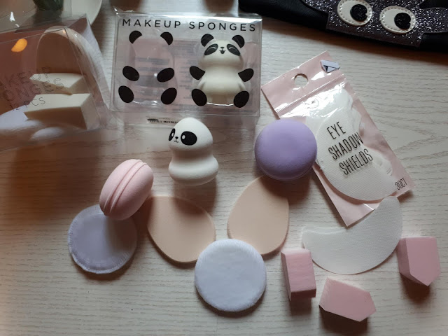 Forever 21 beauty tools