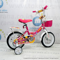 12 Inch Avand Aiko Kids Bike