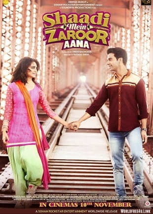 Shaadi Mein Zaroor Aana 2017 Full Hindi Movie Download HDRip 1080p