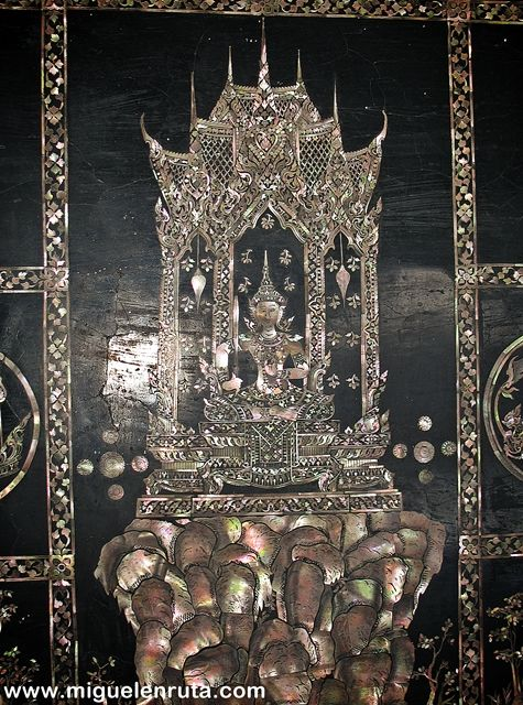 Buda-nácar-Wat-Pho