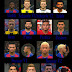 The White Demon PES 2016 Face Pack V1