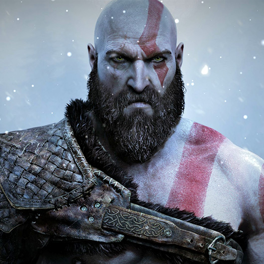Kratos The God Of War Wallpaper Engine