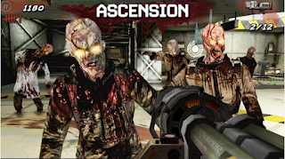 Call of Duty Black Ops Zombies Mod Apk Unlocked all weapon