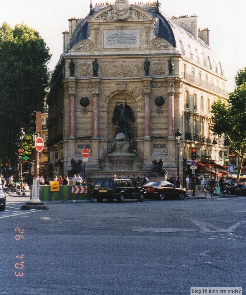 passeando por Paris - Rive Gauche