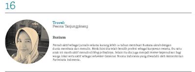 blogger tanjungpinang menulis pesona tanjungpinang di majalah garuda indonesia - colours magazine